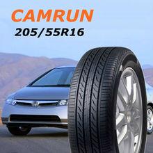 2013 HOT SALE CAMRUN Co.,Ltd High Quality New Car Tire 205 55 R 16 Tyre for HONDA CIVIC