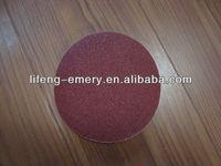 alumina grain sanding disc
