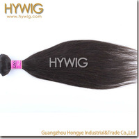Wonderful!! Best Price And High Quality,Natural Hair Color 1B,Brazilian 5A Straight Soft And Free Hair Products