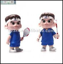 PVC toys/ New baseketball product good mini toys for kids