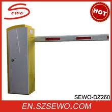 Traffic Manual Straight Arm Barrier Gate