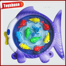 Fishing toy game