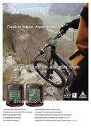 bicycle speed meter /wireless GPS computer with speedometer