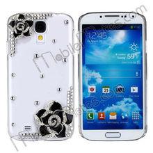 New! 2013 3D Diamond Crystal Hard Cover for Samsung Galaxy S4 Crystal Case