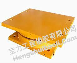 China Free Sliding Bridge Pot Bearings Used in Construction