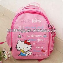 fashion school backpack bag hello kitty