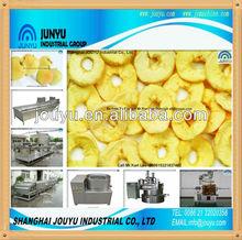 Tasty Eating Apple Crisp Chip Making Plant Production Line JYFA--033 Apple Peeling Machine Apple Blanching Machine