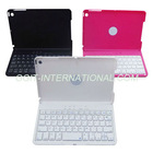 Rotatable Case Cover with Bluetooth Wireless Keyboard for Apple iPad mini