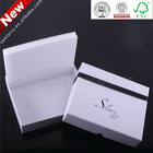 2013 best selling Handmade paper packaging jewelry box feet