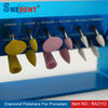 Dental Abrasive Material Diamond Polishers for Porcelain Silicone Polisher