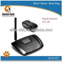 HOT SELL ! High quality wholesale portable electric dog fence wireless