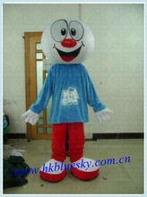 white big EVA foam head mascot costumes