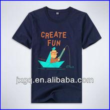 2013 summer new design funny cartoon t shirt couples wholesale camo t shirts