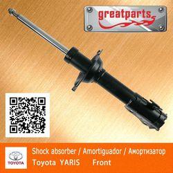 High quality performance Toyota Echo Platz RC car shock absorber