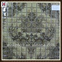 mosaic art patterns, ancient puzzles pattern, mosaic wall tile