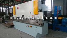 CNC Control Hydraulic Press Brake/Metal Bender/steel folding machine