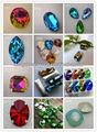 Fantasia pedra de cristal solta pérolas gemstone