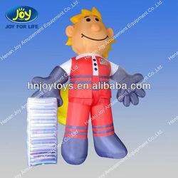 2013 best quality inflatable big boy