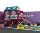 Best selling used commercial indoor play places