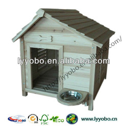 Garden Use High Quality Dog Kennel With Bowl