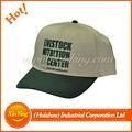 Broderie 6- panneaux de haute qualité casquettes et chapeaux