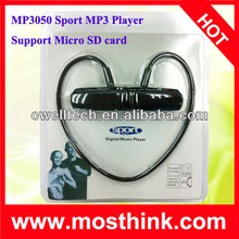 Heart Shaped MP3 Player for bicyclist,runners,joggers,walkers CW-MP3050