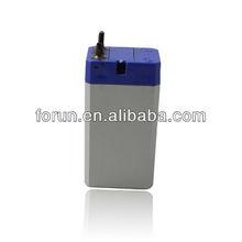 Lead acid battery 4V 900mAH