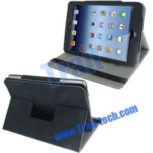 Leather Case for The New iPad/iPad2/ iPad4 with Belt