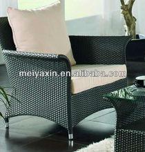 MC-101 PE Rattan Hot sale chairs dining