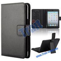 Leather Case+Bluetooth Keyboard for iPad Mini/iPad1/iPad2/The New iPad