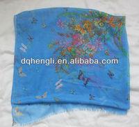 Korean fashion shawls