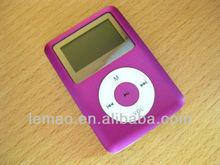 Hot selling Clip MP4 Player, portable mini mp4 , mp4 player 8gb