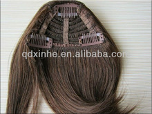 Best Seliing Human Hair Bangs With Clips