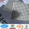 high quality decorative perforated metal mesh / perforated metal sheet / punching net (factory prices)