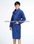 fleece dressing gown /men night robes/night gowns for men