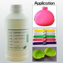 heat cured silicone vulcanizing agent cross bonding /acrylic glue