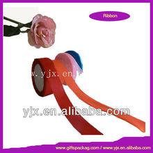 ribbon bow with elastic loop