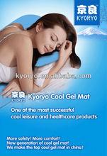 cooling gel pad for body/cool gel sleeping pad/gel cooling pad