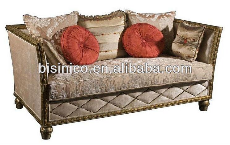 Sala de estar rom ntico muebles sof cama de estilo - Muebles de estilo romantico ...