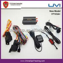 UVI gps tracker with fuel level sensor VT103A+