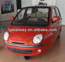 eec L5e 3 wheel electric auto