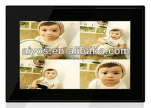 7inch DPF7710-Full(E5) high definition play video/photo/music digital photo frame indian gifts for foreigners