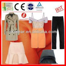Polyester Textile Blackout Fire Retardant Drapery Fabric