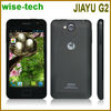 In stock! Wholesale 4.0 Inch JIAYU G2 phone Android 4.0 MTK6577 Dual Core