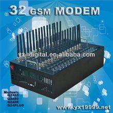 usb 32 port gsm modem dual sim card gsm modem