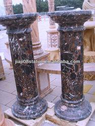 Brown Coffe decorative stone interior column