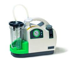 portable high flow vacuum suction unit