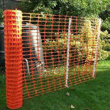 80-220g orange safety barrier