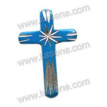 Various colours fashion Plastic Crucifix cross