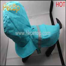 High quality Pu Pet Raincoat Stock